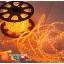 ไฟสายยาง(ท่อกลม) LED 100 m สีเหลือง thumbnail 1