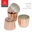 Matfer Canele Mould Copper 4.5x4.5 cm (340416) thumbnail 1