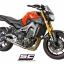 SC-Project Yamaha MT09 Conic thumbnail 3