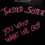 Twisted Sister - You Want What We Got thumbnail 1