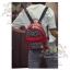 กระเป๋าเป้ แฟชั่น กระเป๋าเป้สะพายไหล่-สะพายหลัง กระเป๋าเดินทาง ประดับกากเพชร Beautysecretd Leather Daimond Dust Handle Backpack thumbnail 2