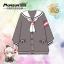 Preorder เสื้อฮู๊ด กะลาสี Shimakaze - Kantai collection thumbnail 1