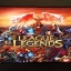 Mouse Pad League of Legends 1 80*30*3mm (FreeEms) thumbnail 1