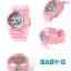 นาฬิกาผู้หญิง CASIO Baby-G รุ่น BA-110CA-4A Standard Analog Digital Ladies Watch thumbnail 4