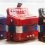 Mini Accordion For Kids - Red แอคคอร์ดเดียนสำหรับเด็ก thumbnail 2