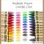 สีเทียนแบบล้างออกง่าย Joan Miro Washable Crayon - 16 colors thumbnail 3