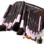 แปรงแต่งหน้า ชุดเซ็ท แปรงแต่งหน้า คุณภาพดี ขนอ่อนนุ่ม Cerroqreen Makeup Brush Set Professional Artists /21ชิ้น - สีม่วง thumbnail 1