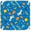 ผ้าปูพลาสติกแบบนิ่ม Leisure Sheet- Astronaut 180x 160cm thumbnail 2