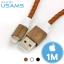 USAMS Hey - สายชาร์จ iPhone / iPad thumbnail 1