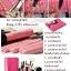 ชุดแปรงแต่งหน้า สไตล์เกาหลี /10 ชิ้น - Cerro Qreen Professional Makeup Brushes Dream Set Pink thumbnail 2