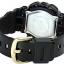 Casio Baby-G BA-110-1ADR black gold series thumbnail 3