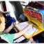 Joan Miro Car Valet - Travel Activity Table เซทกระเป๋าทำศิลปะบนรถ thumbnail 2