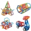Mag-Building 88 pieces Creative Magnetic Building Toy thumbnail 4