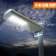 SL01 โคมไฟถนนโซล่าเซลล์อัจฉริยะรุ่น 7W All-in-one solar street light thumbnail 3