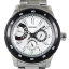 Seiko Men's SNT021 Silver Dial Stainless Steel Watch thumbnail 4