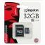 Micro SD Card 32GB Kingston (SDC4, Class 4) ของแท้ ประกันศูนย์ไทย thumbnail 1