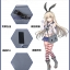 Preorder กระเป๋าทรง Shimakaze - Kantai collection thumbnail 4