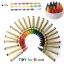 สีเทียนแบบล้างออกง่าย Joan Miro Washable Crayon - 16 colors thumbnail 9