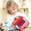 Mini Accordion For Kids - Red แอคคอร์ดเดียนสำหรับเด็ก thumbnail 3