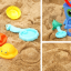 ชุดตักทรายปลาหมึก Octopus Sand castle set thumbnail 3