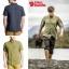 Fjallaven Abisko Vent Shirt ( แขนสั้น - แขนยาว) - Mens thumbnail 1