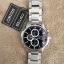 Seiko Men's SSC267 Solar-Power Stainless Steel Bracelet Watch thumbnail 3