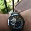 Seiko Men's SSA243 Analog Display Japanese Quartz Black Watch thumbnail 8