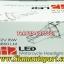ไฟหน้าLEDมอเตอร์ไซค์รุ่น 2 LED 1650 Lumen thumbnail 6