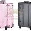 กระเป๋ารถเข็น โต๊ะเครื่องแป้ง กล่องเก็บเครื่องสำอาง Professional major beauty case boxes stand - Black thumbnail 4