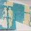 การ์ดแต่งงานแบบพับสามตอน (พับประกบซ้าย-ขวา) แนวตั้ง ขนาด 5x7 นิ้ว มีทั้งหมด 2 สี คือ สีชมพู รหัส 290071 สีฟ้า รหัส 290076(พิมพ์เฉพาะทองเงา) thumbnail 1
