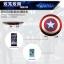 PREORDER แบตสำรอง Captain America โล่กัปตัน กัปตันอเมริกา thumbnail 5