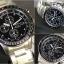 SEIKO Pilot's Solar Chronograph Alarm Men's Watch รุ่น SSC009P1 thumbnail 6