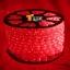 ไฟสายยาง(ท่อกลม) LED 100 m สีแดง thumbnail 1