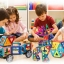 Mag-Building 88 pieces Creative Magnetic Building Toy thumbnail 2