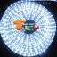 ไฟสายยาง(ท่อกลม) LED 100 m สีขาว thumbnail 3