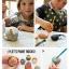Joan Miro DIY Rock Painting Kit And Book ชุดศิลปะเพ้นท์หิน thumbnail 2