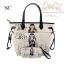 กระเป๋าสะพายไหล่ - หลัง YM Handbags Korean Version Cartoon portable (Shipping 3 in 1/Set) - Color Beige thumbnail 1
