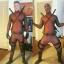 Preorder ชุดคอส Deadpool tights thumbnail 2