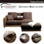 โซฟาเบด โซฟาปรับนอน 2 ที่นั่ง รุ่นจิบกาแฟ (งานผลิตด้วยไม้แท้โชว์ลาย) thumbnail 1