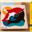 Uncle Wood - 3 layer Jigsaw Puzzle 'Friendly Dolphin' ตัวต่อจิ๊กซอว์ไม้-ปลาโลมา thumbnail 2