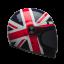 Bell Bullitt Spitfire Blue/Red thumbnail 1