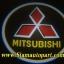 ไฟโลโก้ส่องพื้น Chip cree 5w-Mitsubishi (สีครีม) thumbnail 3