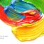 Joan Miro Washable kid's paint-Green สีผสมสำเร็จ เขียว thumbnail 4