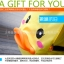 พร้อมส่ง กระเป๋า เป็ดเหลือง B.Duck Gismo แท้ thumbnail 8
