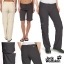Jack Wolfskins Marrakech Zip off Pant- women thumbnail 1