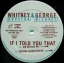 Whitney Houston & George Michael - If I Told You That (Remixes) thumbnail 3