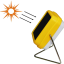 Quiksolar ไฟ LED พลังงานแสงอาทิตย์ รุ่น Minisolar thumbnail 1