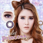 Princess Violet Dreamcolor1เลนส์นิ่มใส่สบาย คอนแทคเลนส์ ขายส่งคอนแทคเลนส์ ขายส่งBigeye Bigeyeเกาหลี