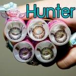 Hunter Pink Dreamcolor1 คอนแทคเลนส์ ขายส่งคอนแทคเลนส์ Bigeyeเกาหลี ขายส่งตลับคอนแทคเลนส์