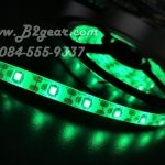 หลอดไฟเส้น LED USB สีเขียว